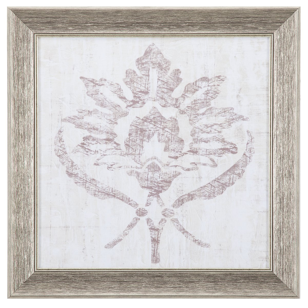 Damask3 Framed Wall Art