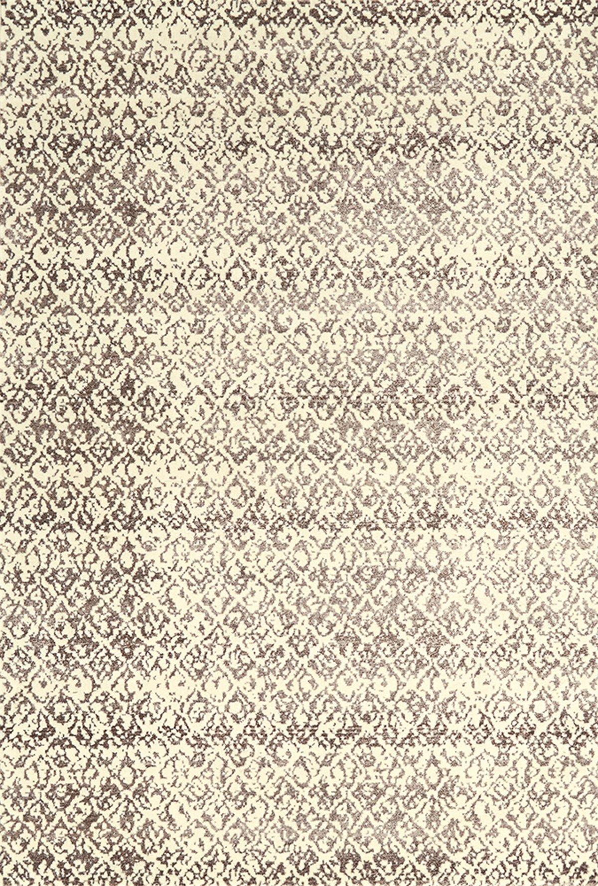 Azeri3 Light Beige Wool Blend 5x8 Area Rug
