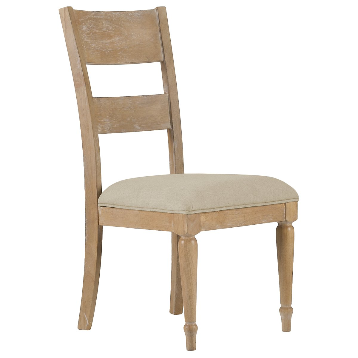 Harbor View Light Tone Wood Side Chair