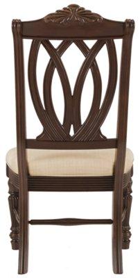 Tradewinds Dark Tone Round Table U0026 4 Wood Chairs