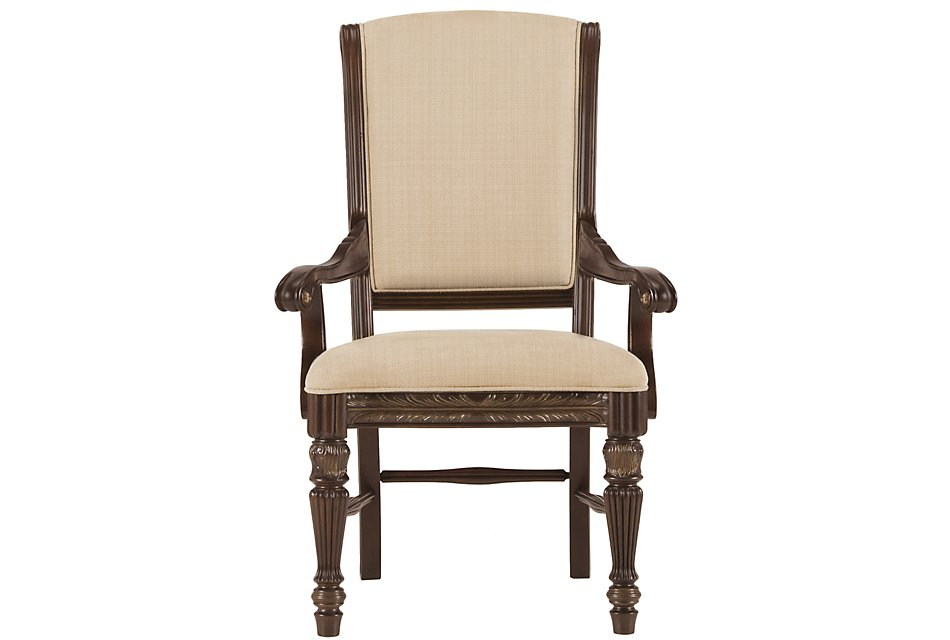 Tradewinds DARK TONE  Upholstered Arm Chair