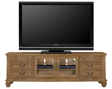 "Tradewinds Light Tone 92"" TV Stand"