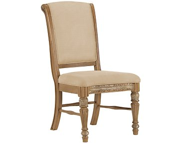 Tradewinds2 Light Tone Upholstered Side Chair
