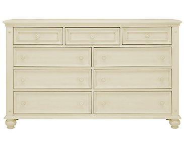 Claire White Dresser
