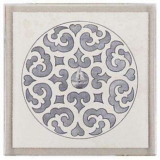 Louis 11 Gray Framed Wall Art