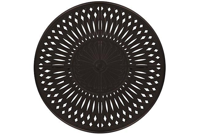 Primera Dark Tone Round Table