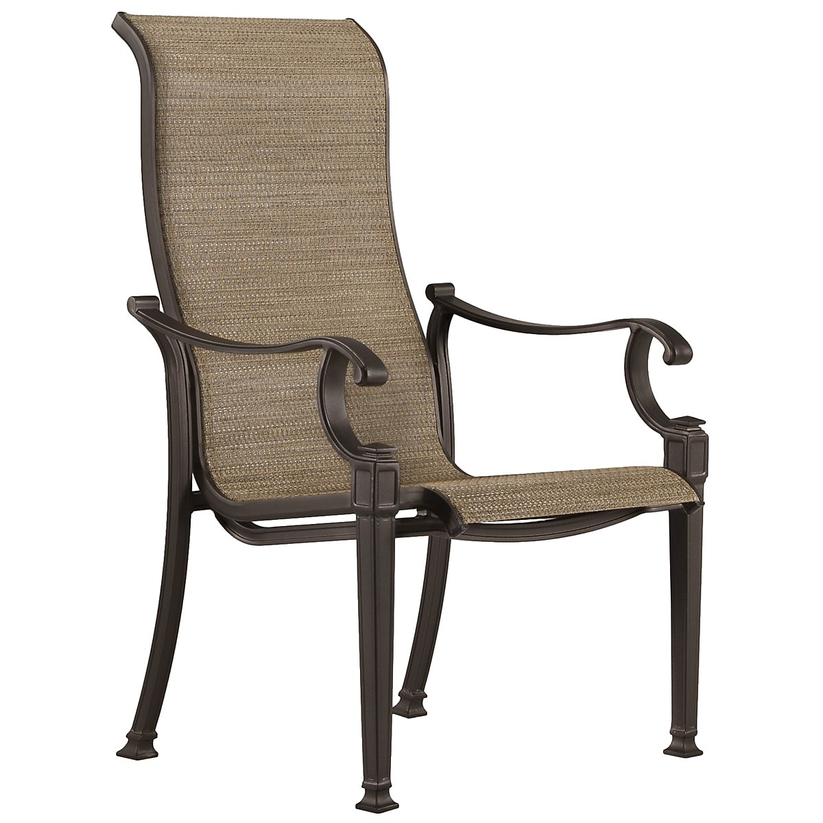 Primera Dark Tone Sling Chair