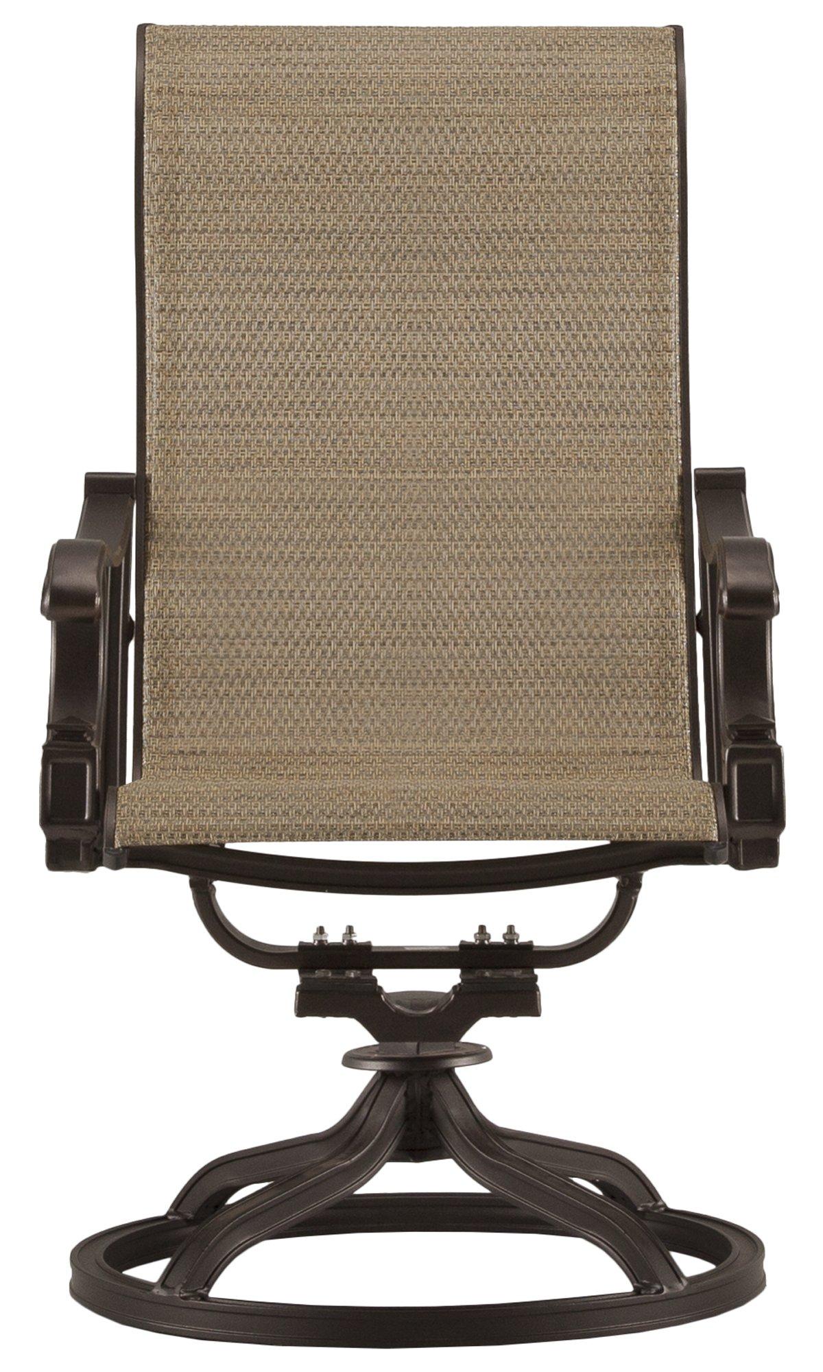 Primera Dark Tone Sling Chair