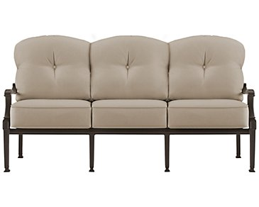 Primera Dark Tone Sofa
