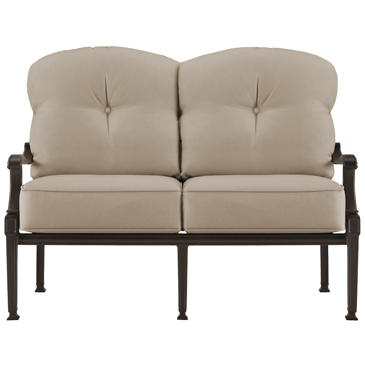 Primera Dark Tone Loveseat