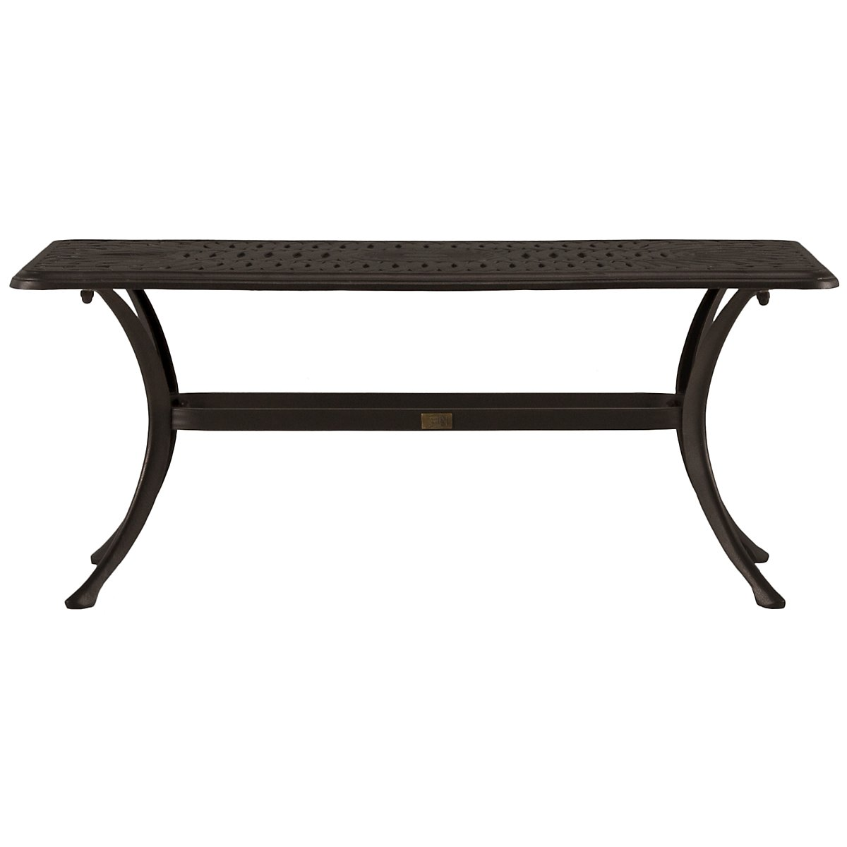 Primera Dark Tone Coffee Table