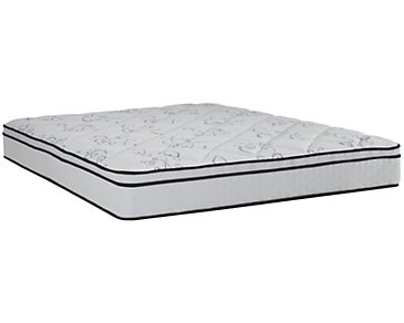 Kevin Charles Prescott Plush Innerspring Euro Top Mattress