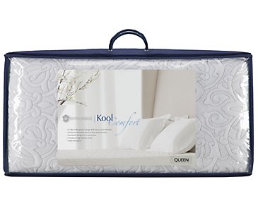 Kool Comfort Memory Foam Pillow