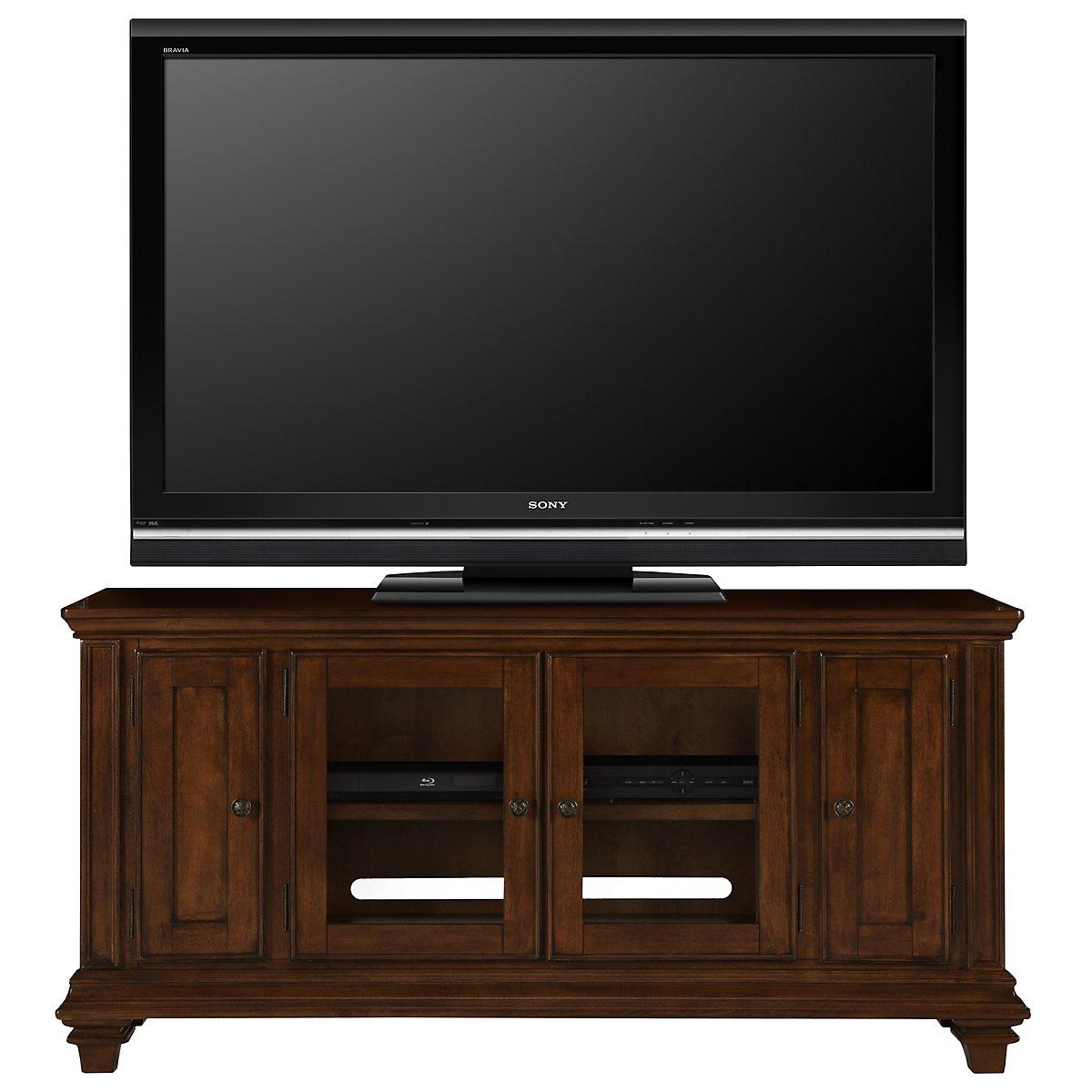 "Antigua Mid Tone 64"" TV Stand"