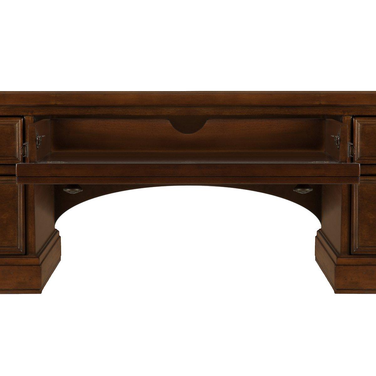 Antigua Mid Tone Desk