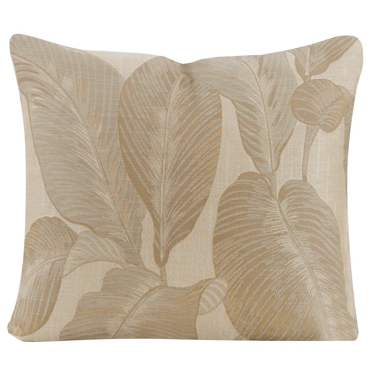 Erin Multicolored Fabric Square Accent Pillow