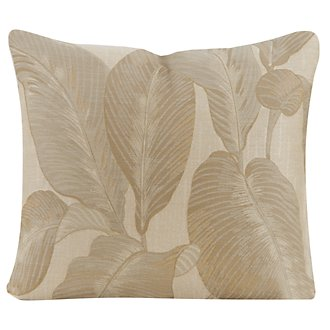 Erin Multicolored Fabric Square Accent Pillow