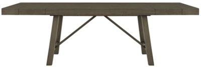 Omaha Gray Rectangular Table