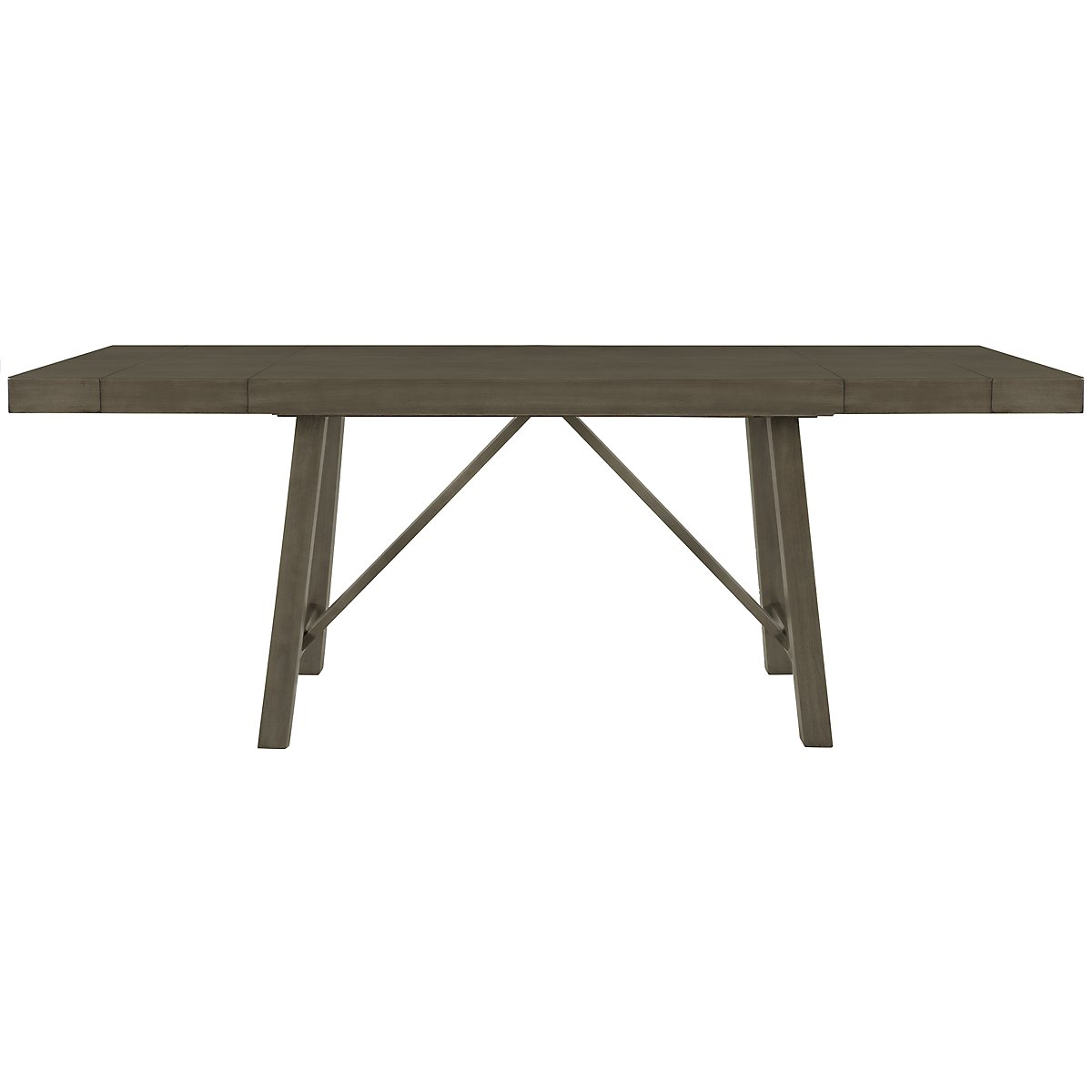 Omaha Gray High Dining Table
