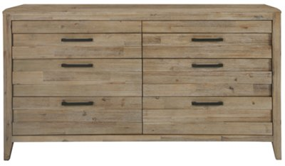 Casablanca Light Tone Dresser