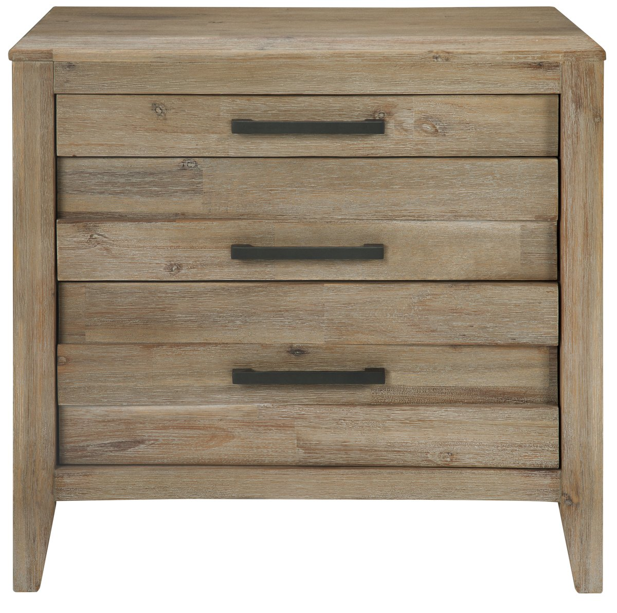 Casablanca Light Tone Wood Nightstand
