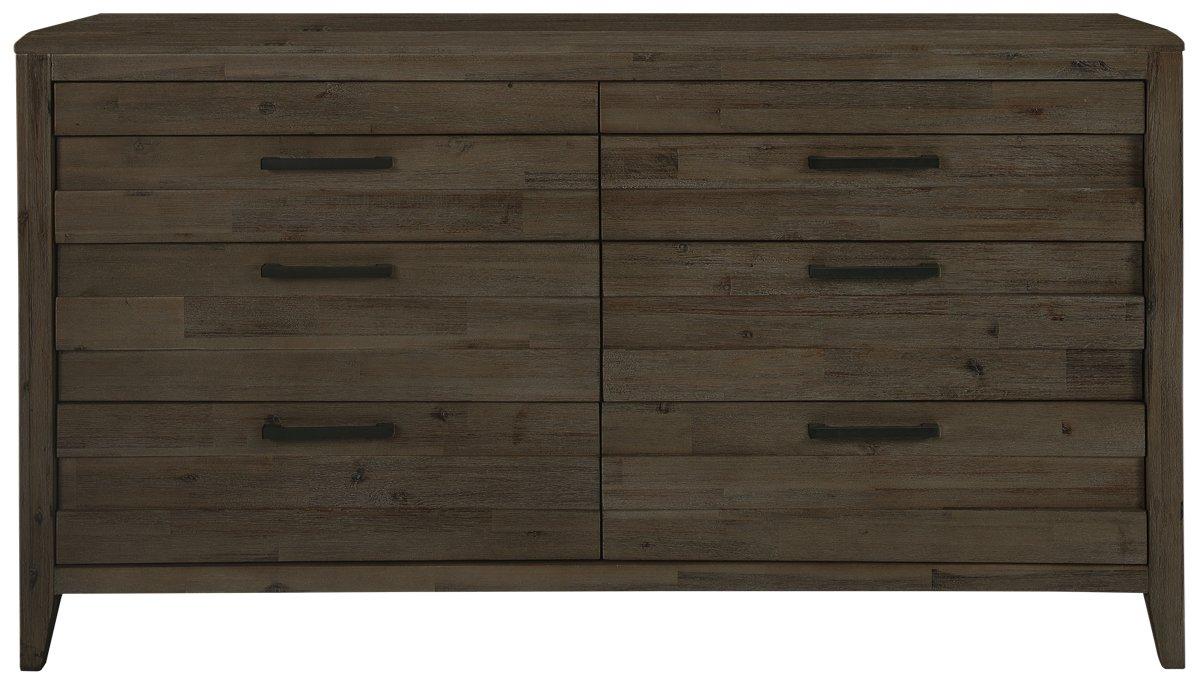 Casablanca Dark Tone Wood Dresser