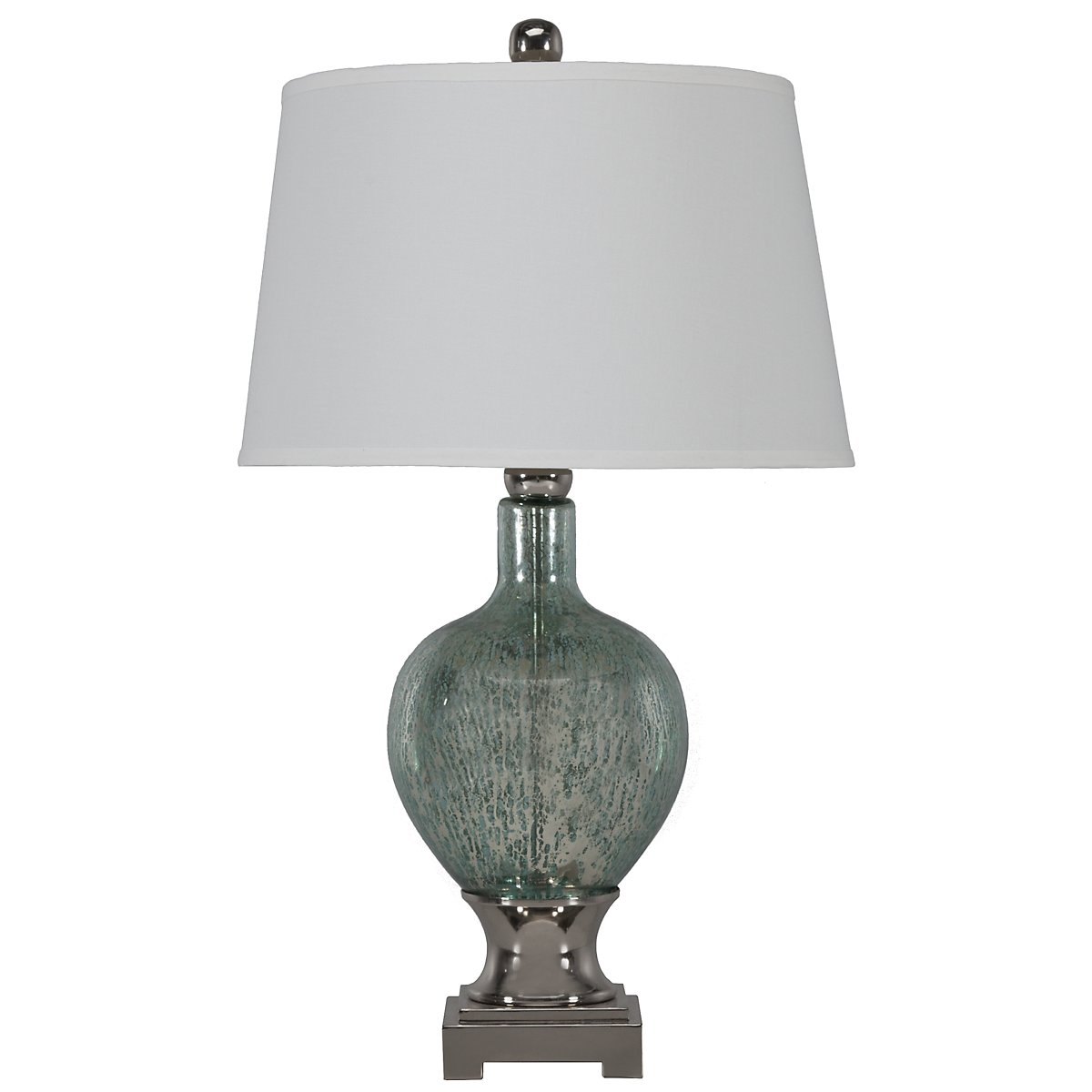 Mafalda Light Blue Table Lamp