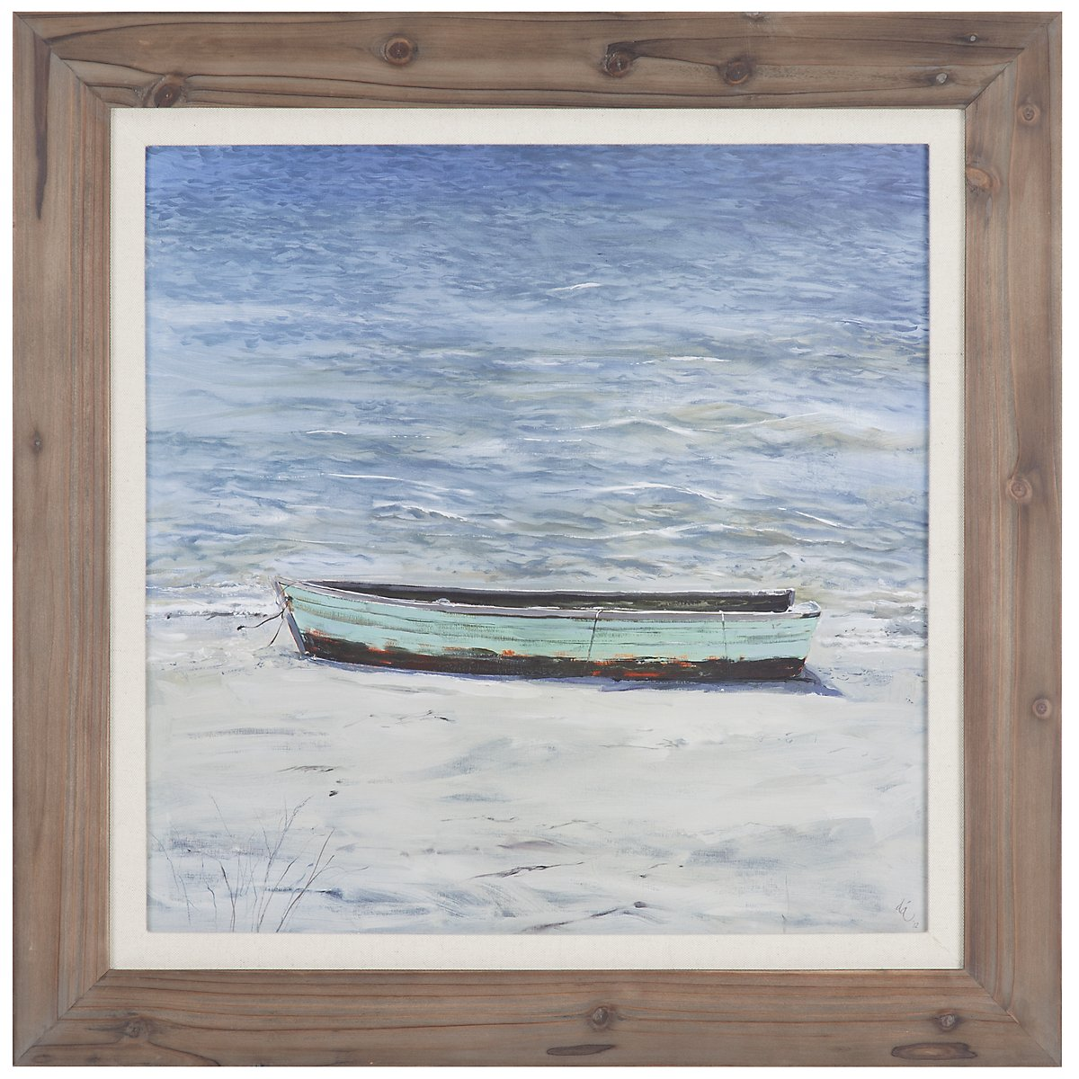 Boat Framed Wall Art