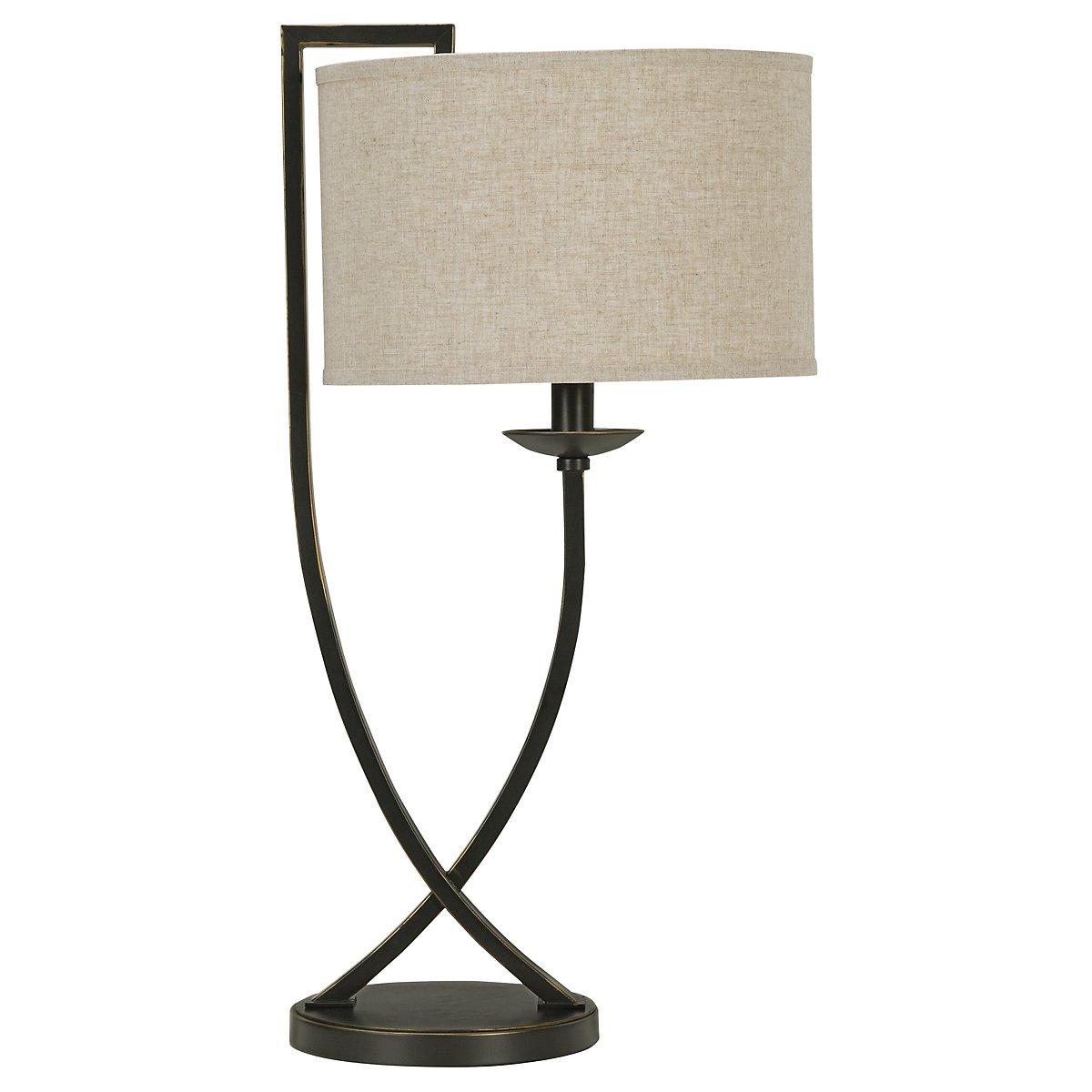 Hadley Bronze Table Lamp