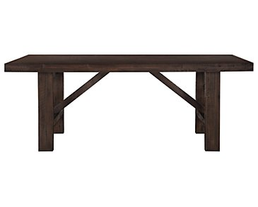 Kona Grove Dark Tone Rectangular Table