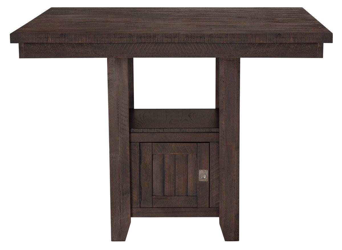 City Furniture Kona Grove Dark Tone High Dining Table