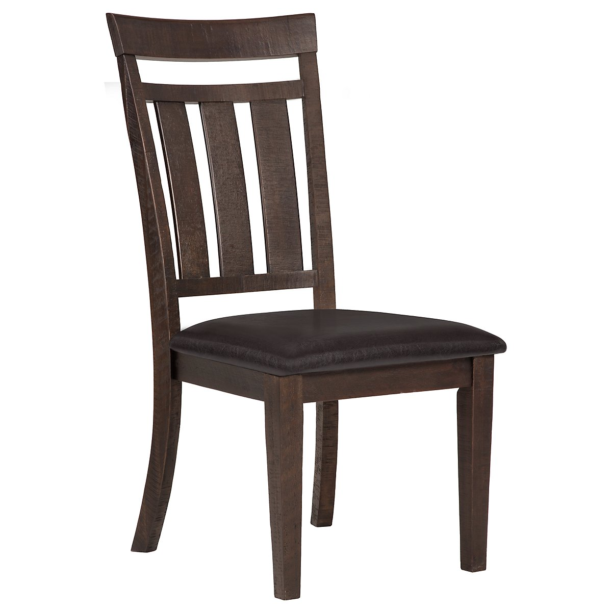Kona Grove Dark Tone Wood Side Chair