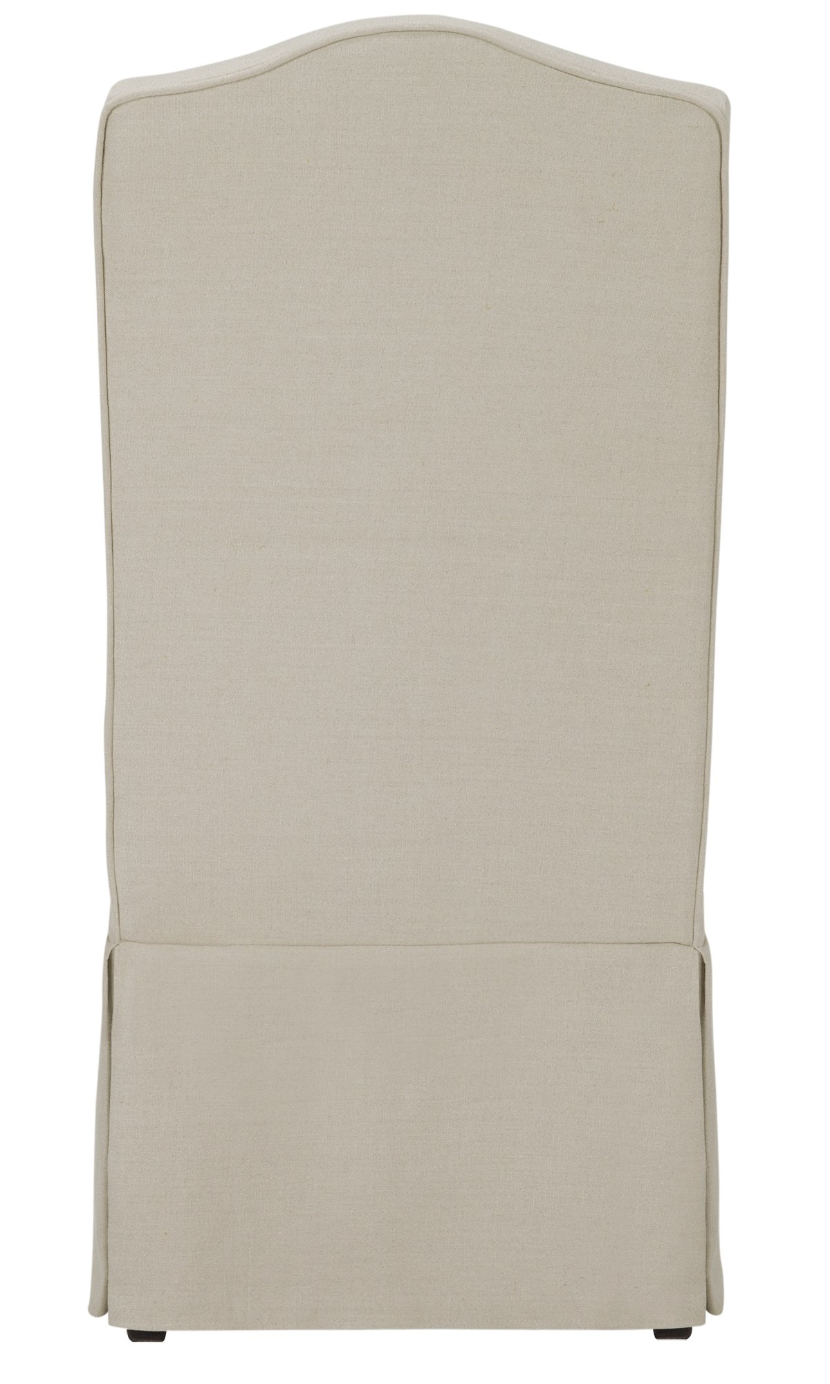 Aberdeen Beige Fabric Upholstered Side Chair