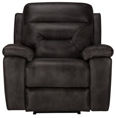 Phoenix Dark Gray Microfiber Recliner  sc 1 st  City Furniture & City Furniture: Phoenix Dk Gray Microfiber Recliner islam-shia.org