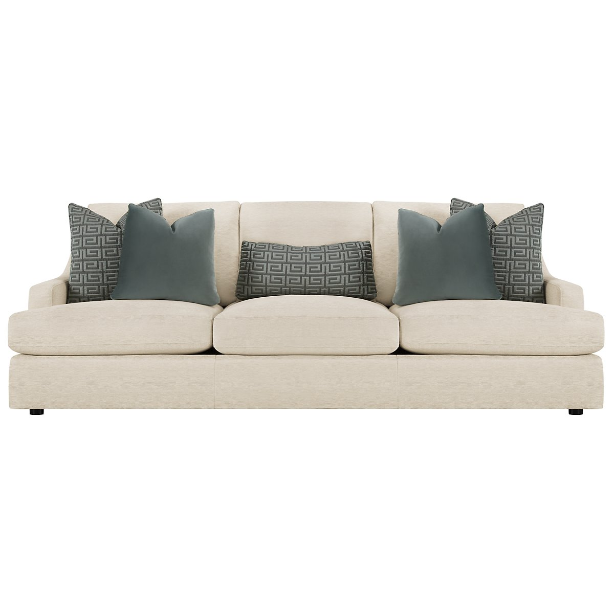 Josh Light Beige Fabric Sofa