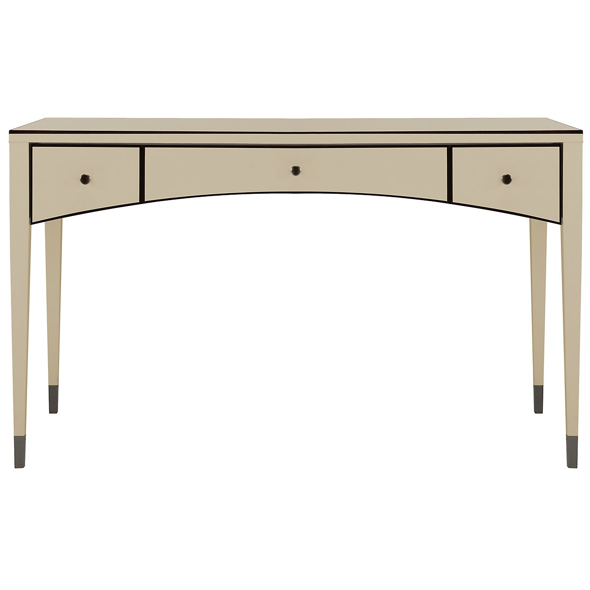 Haven Two-Tone Writing Desk