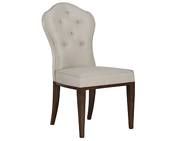 Haven Mid Tone Upholstered Side Chair