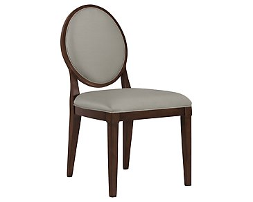 Haven Mid Tone Round Side Chair
