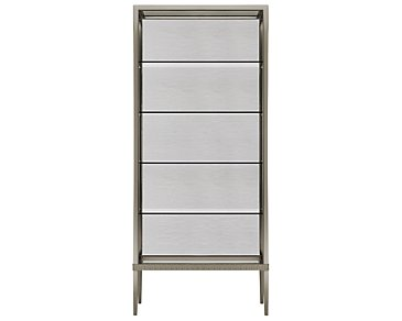 Haven Silver Etagere