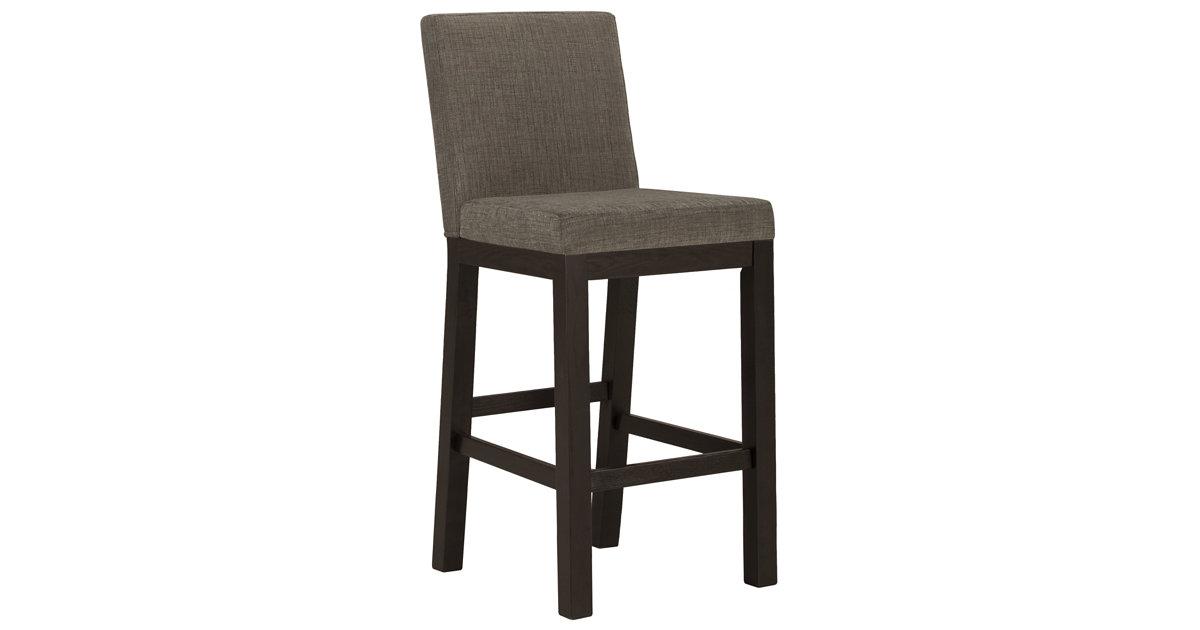 City Furniture Tocara Dark Tone 30 Upholstered Barstool