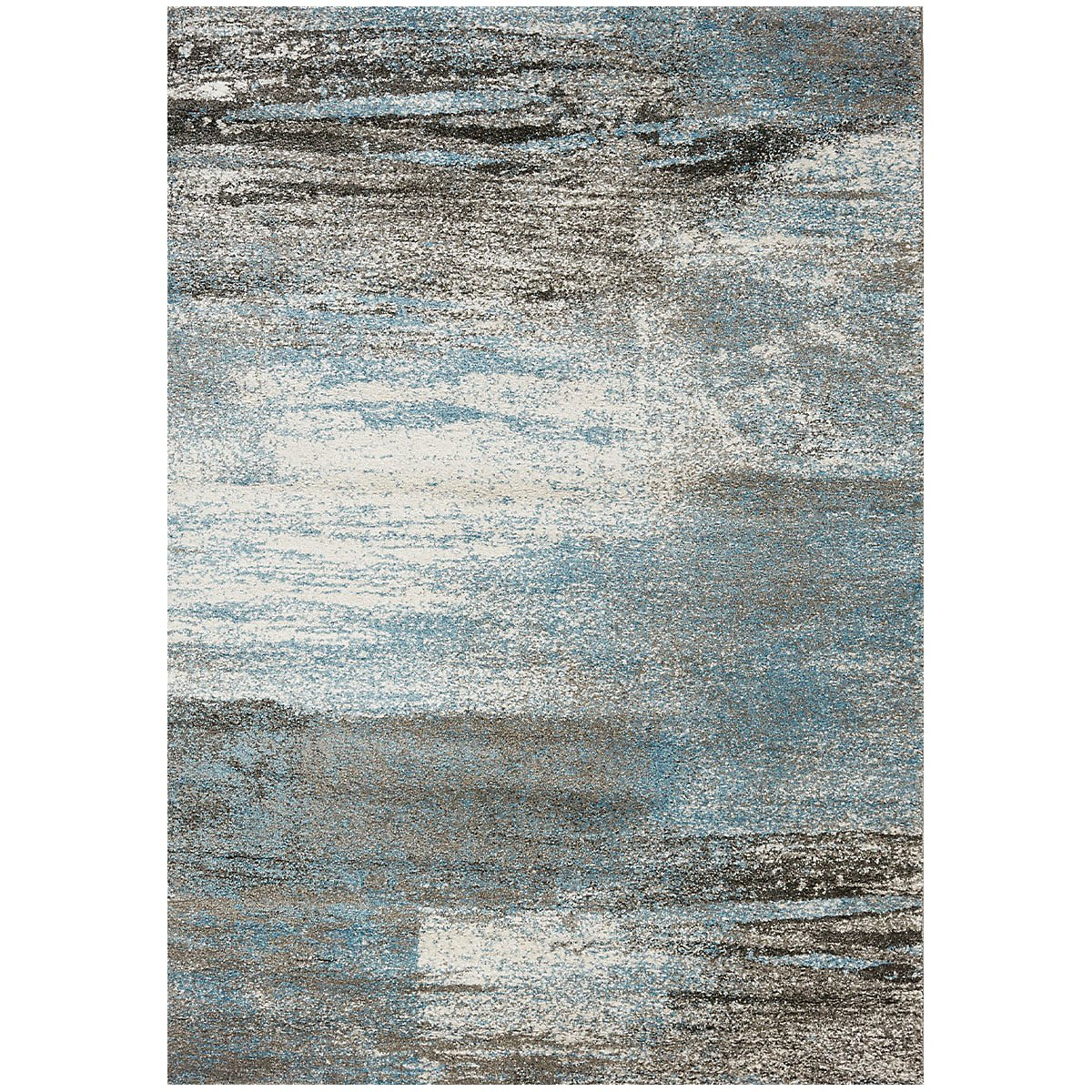 Breeze Blue 8X10 Area Rug
