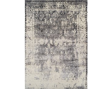 Antiquity Gray 5X8 Area Rug