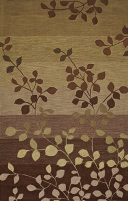 ivy green 8x10 area rug