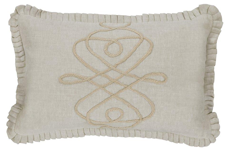 Chateau Khaki  Accent Pillow
