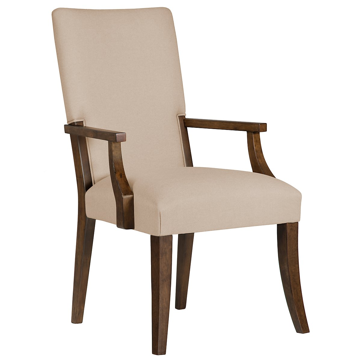 Savoy Mid Tone Upholstered Upholstered Arm Chair