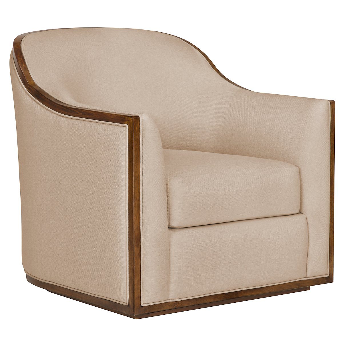Savoy Mid Tone Accent Chair
