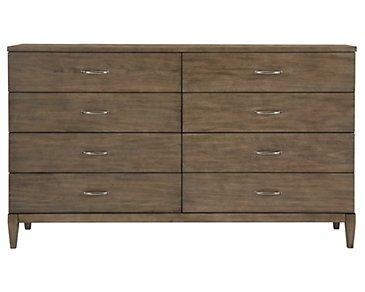 Preston Gray Dresser