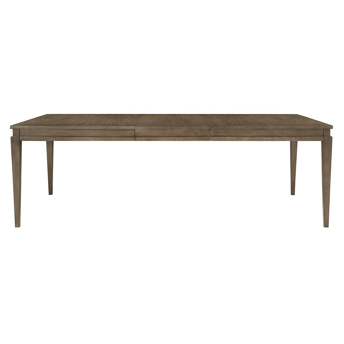 Preston Gray Rectangular Table