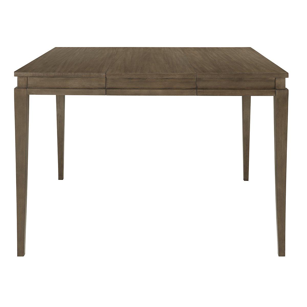 Preston Gray High Dining Table