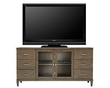 "Preston Gray 72"" TV Stand"